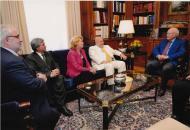 Συνάντηση του Προέδρου της Δημοκρατίας με το Δ.Σ. του ΔΙΚΑΜ